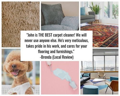 Cleaning services pictures with positive review